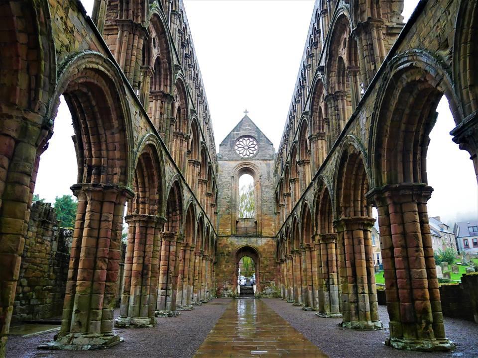 La Abadía de Jedburgh