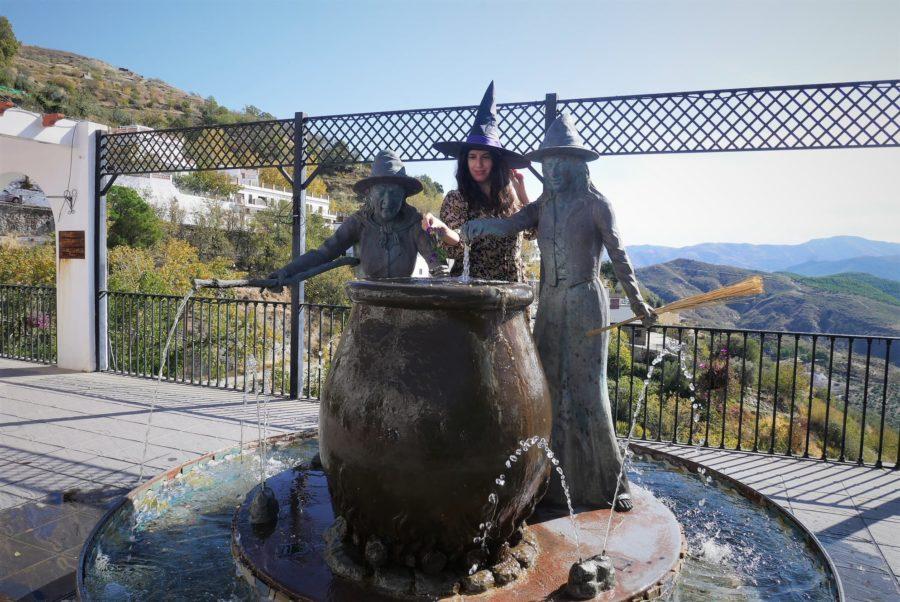 Las brujas de Soportújar, la Alpujarra