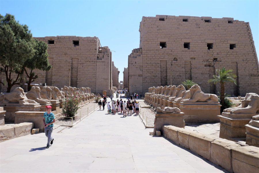 Templo de Karnak, lugares imprescindibles que ver en Egipto