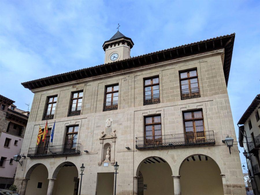Ayuntamiento de Mora de Rubielos