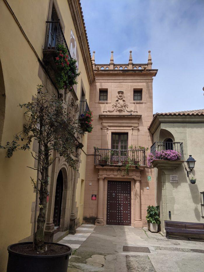 Casa de los Almaraz, Plasencia