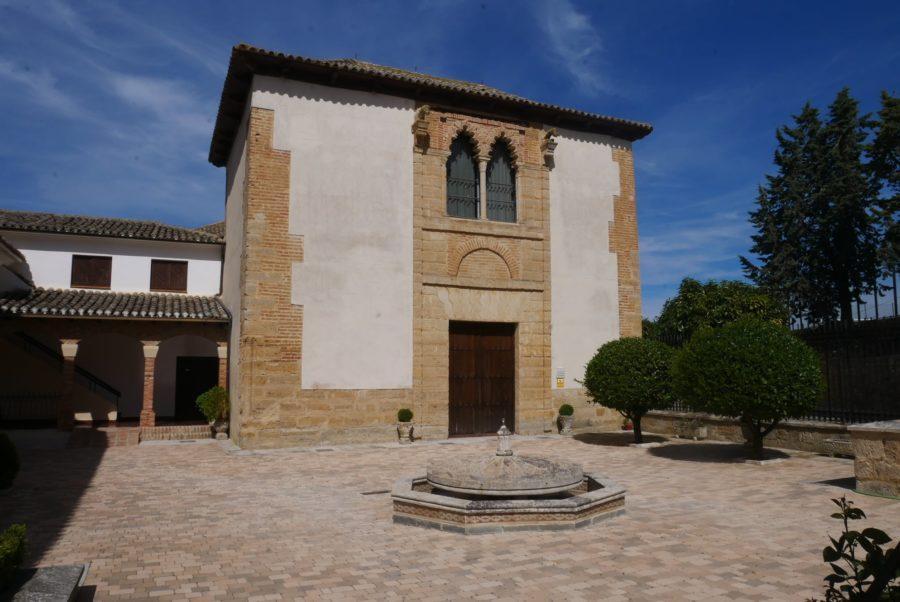Palacio mudéjar, monasterio de Las Claras en Astudillo