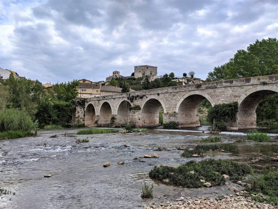 Puente sobre el Arlanza, Palenzuela