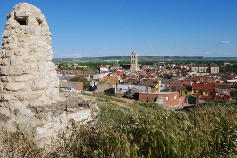 Vistas de Dueñas, qué ver en el Cerrato de Palencia