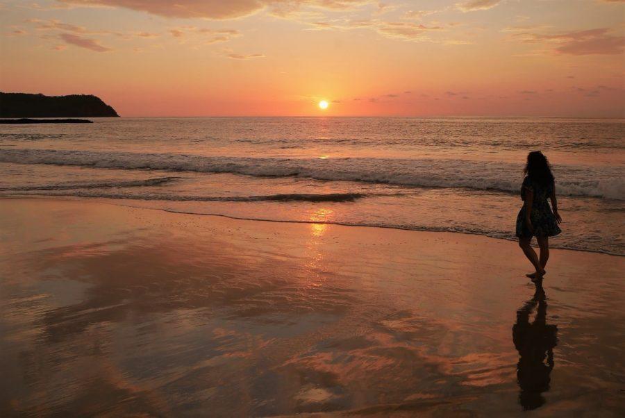 Atardecer en Punta de Mita, qué ver en Riviera Nayarit