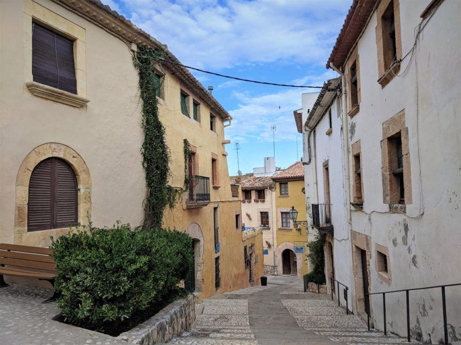 Calles de Altafulla