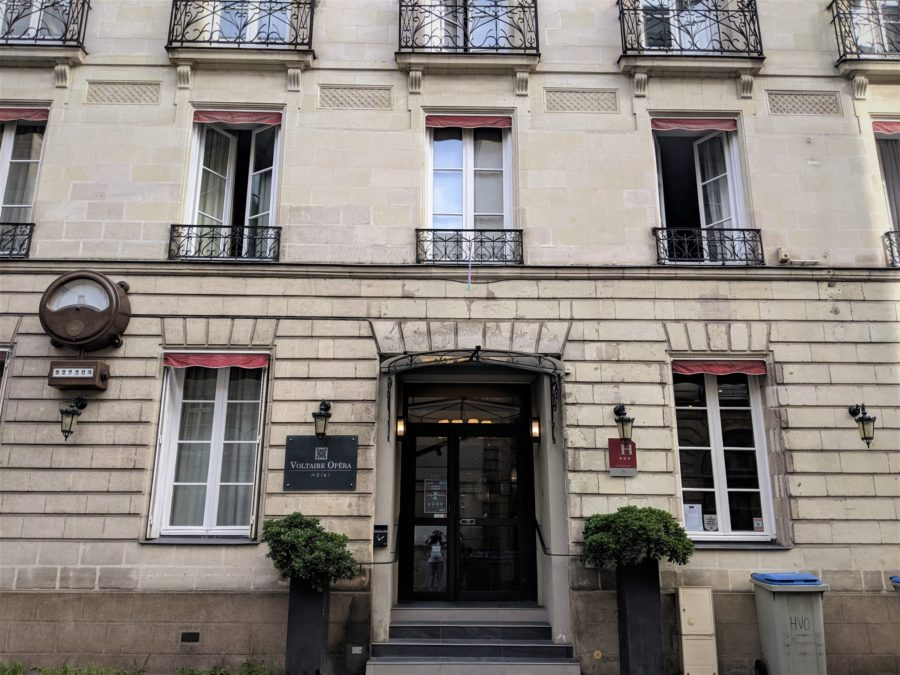 Hotel Voltaire Opera, Nantes