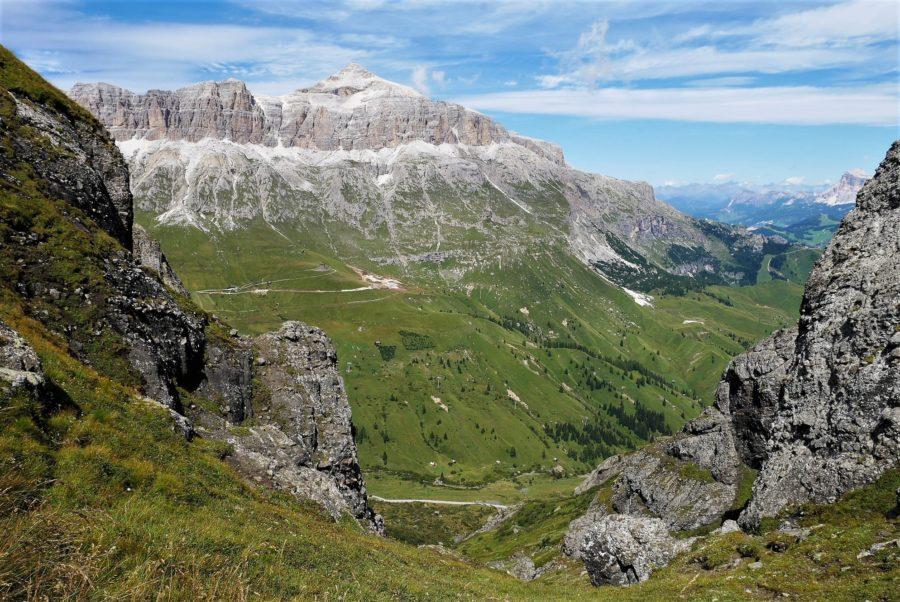 Paisajes de los Dolomitas