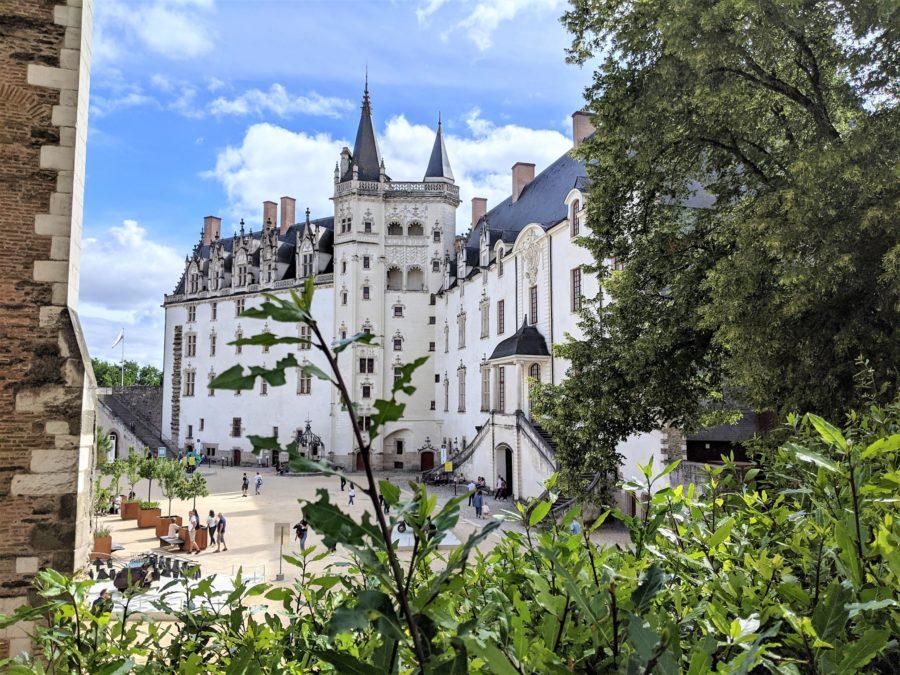 Palacio de los duques de Bretaña, Nantes