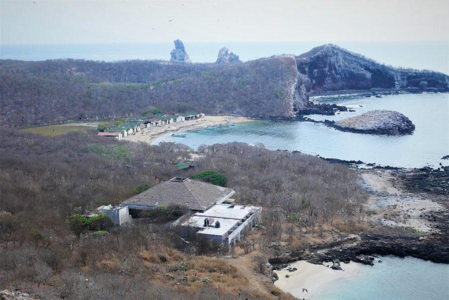 Panorámica de isla Isabel