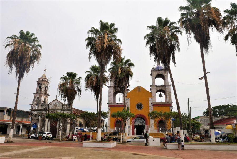 Plaza principal de San Blas