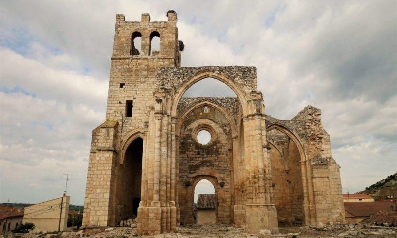Santa Eulalia, qué ver en Palenzuela, Palencia