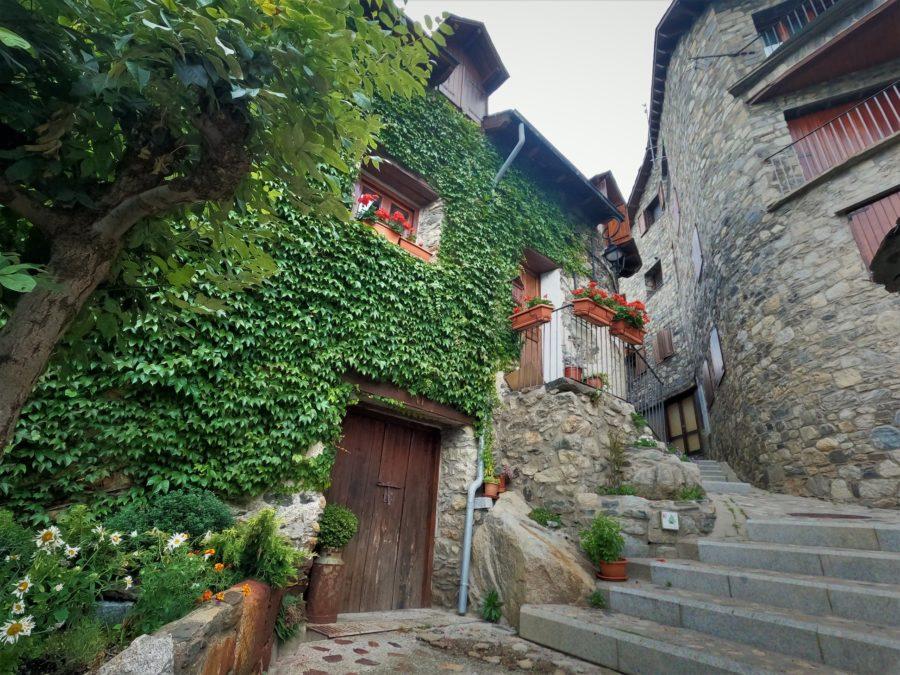 Calles de Taüll, la vall de Boì