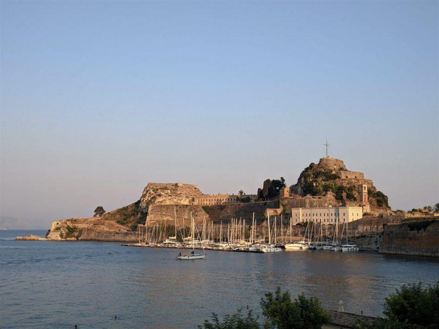 Ciudad de Corfú, Patrimonio Mundial