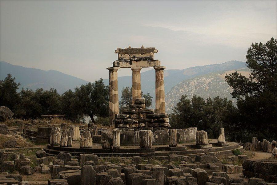 Delfos, santuario de Apolo