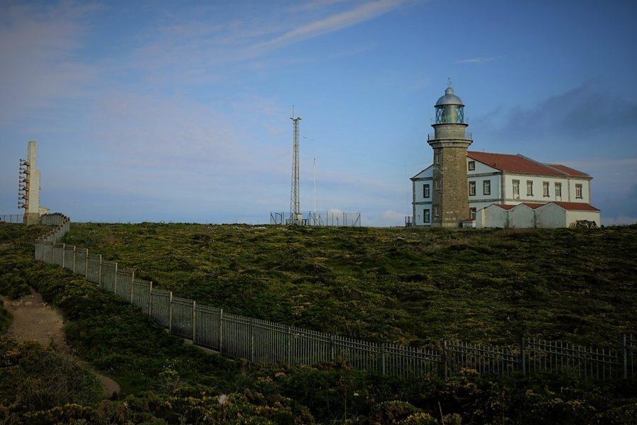 Faro del Cabo de Peñas