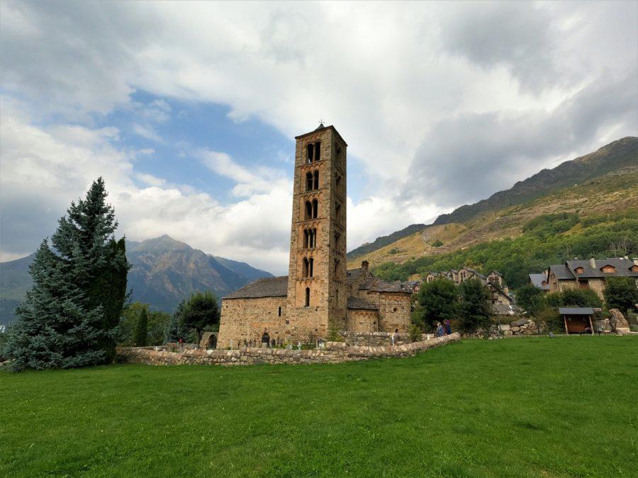 Sant Climent de Taüll, la vall de Boì