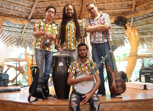Di gud frendz Calypso Reggae