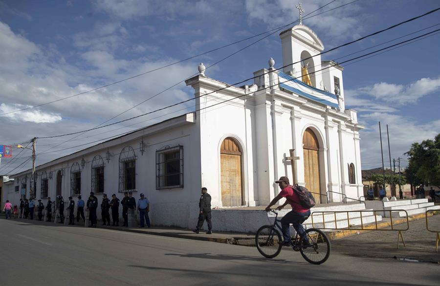 Iglesia Católica de Nicaragua
