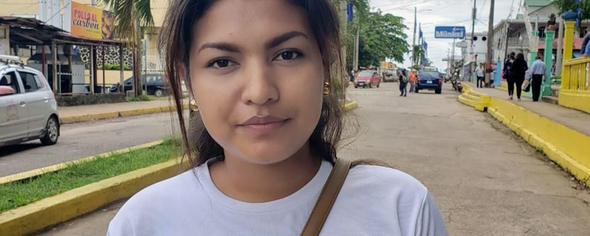 Kalúa Salazar, Comunicadora Jefa de Prensa de Radio La Costeñísima