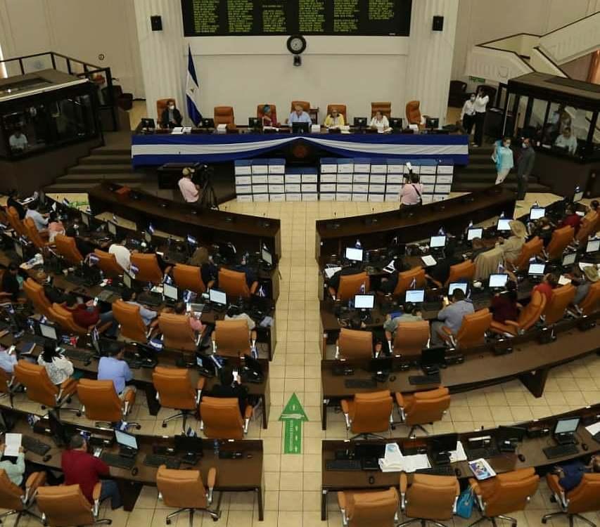 Asamblea Nacional aprueba Ley Especial de Ciberdelitos