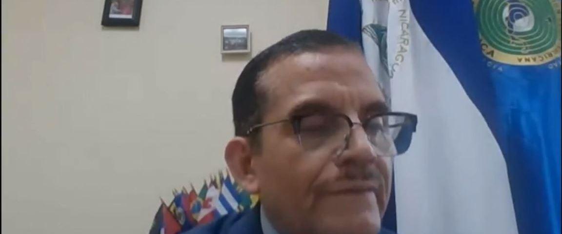 Embajador Luis Alvarado, rechazó la resolución aprobada en la Asamblea General de la OEA.