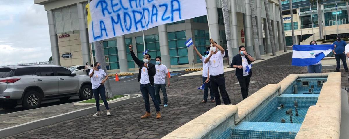 Rechaza la Mordaza, Entrada en vigencia de la Ley Mordaza