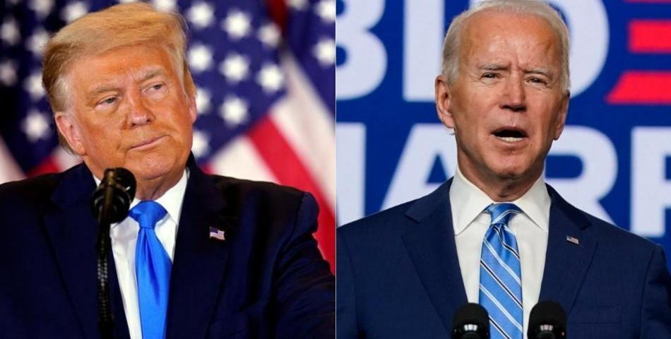 Trump vs Biden los votos no han terminado