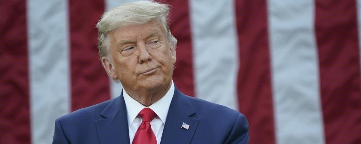 Donald Trump prolongó la orden ejecutiva que declara emergencia nacional en Estados Unidos en relación a la crisis de Nicaragua