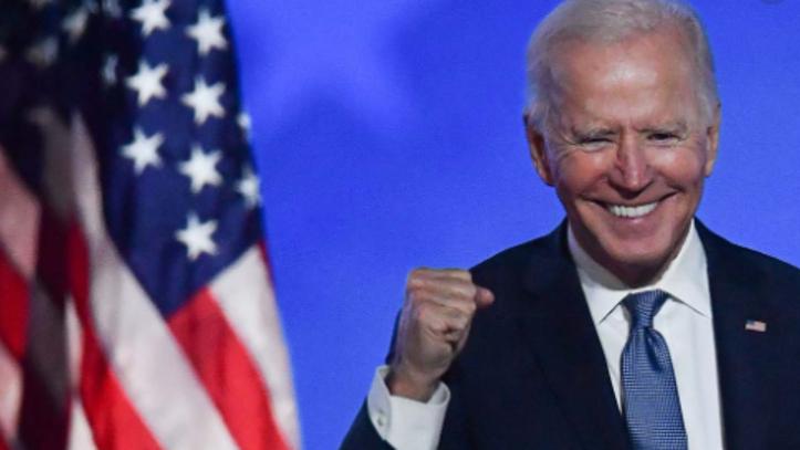 Joe Biden ganó las elecciones presidenciales