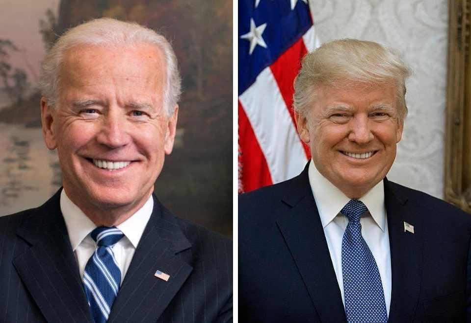Joe Biden y Donald Trump, Elecciones presidenciales