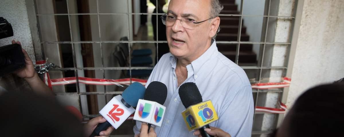Carlos Fernando Chamorro, director de Confidencial