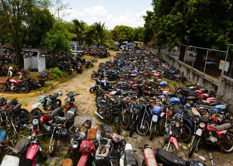 Los vehículos que entraron al depósito después del 30 de junio de 2020, no aplican a las exoneraciones. La Costeñísima/ Cortesía La Prensa