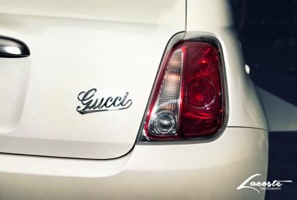 New Gucci Fiat Car