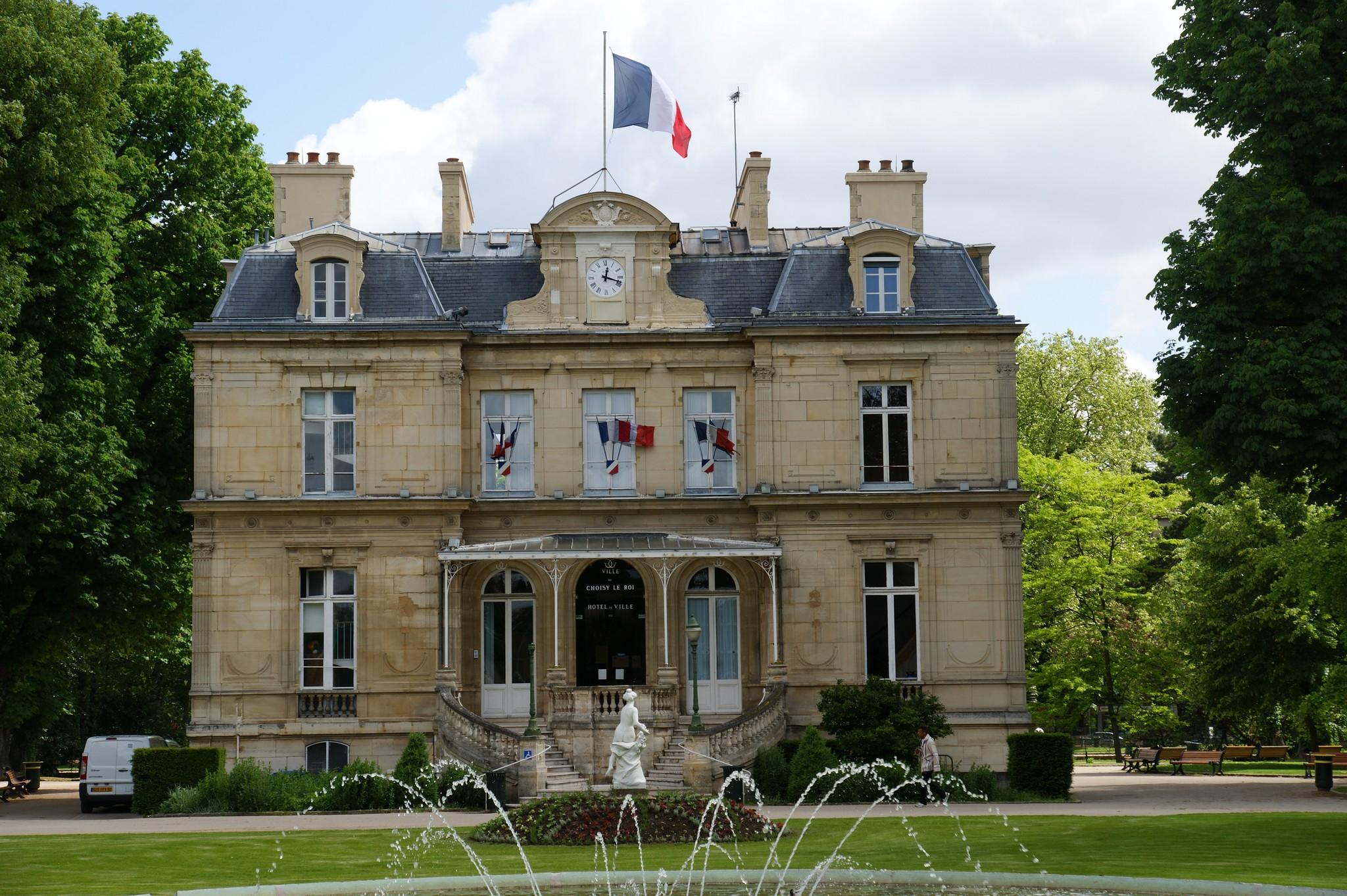 Mairie De Choisy Le Roi La Coule Verte Du Val De Seine