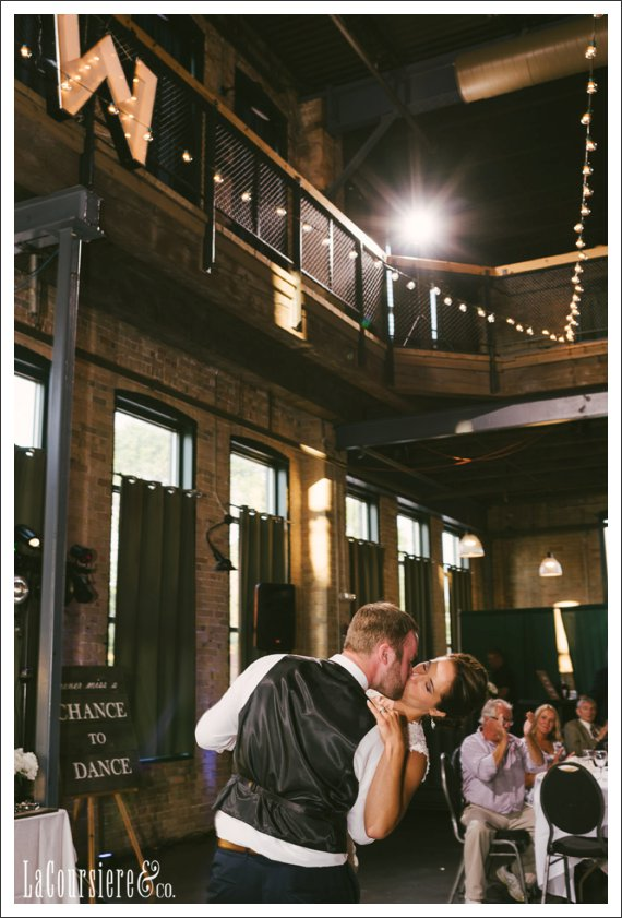 Clyde Ironworks Weddings Duluth Minn Wedding