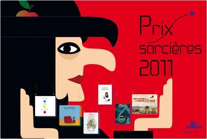 prix sorcières 2011,