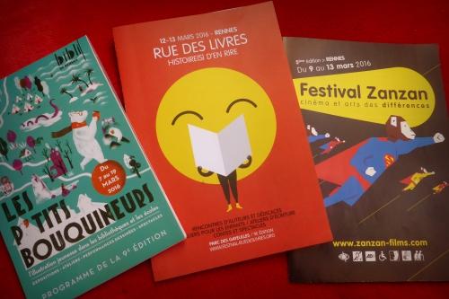 rue des livres, p'tits bouquineurs, festival zanzan