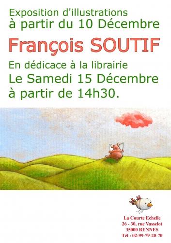 françois soutif, courte échelle, librairie, rennes