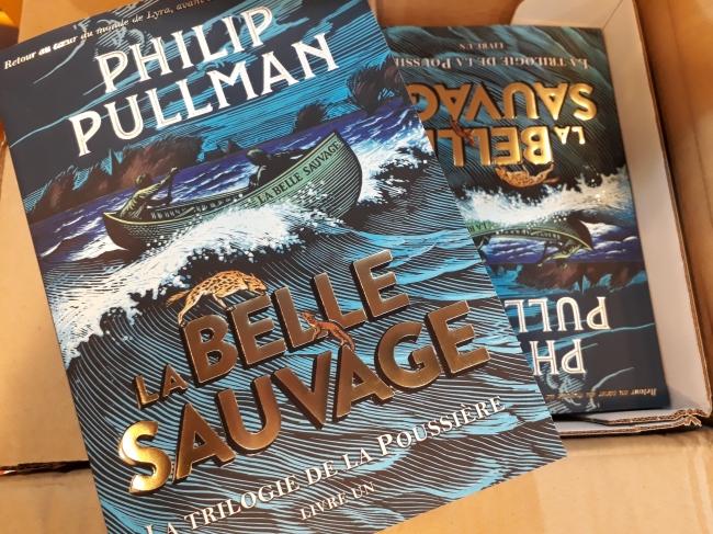 philip pullman, la belle sauvage