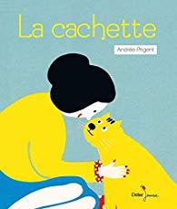La cachette, Andrée Prigent