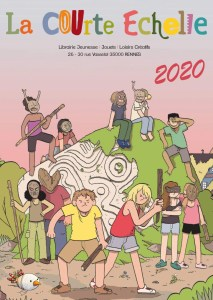 Catalogue 2020 La Courte Echelle