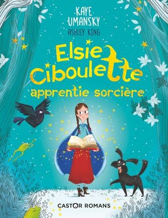 Elsie Ciboulette apprentie sorcière