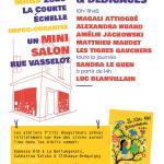 Mini salon du livre à la Courte Echelle
