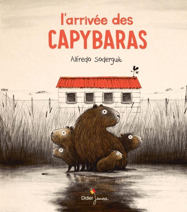 L'arrivée des Capyrabas
