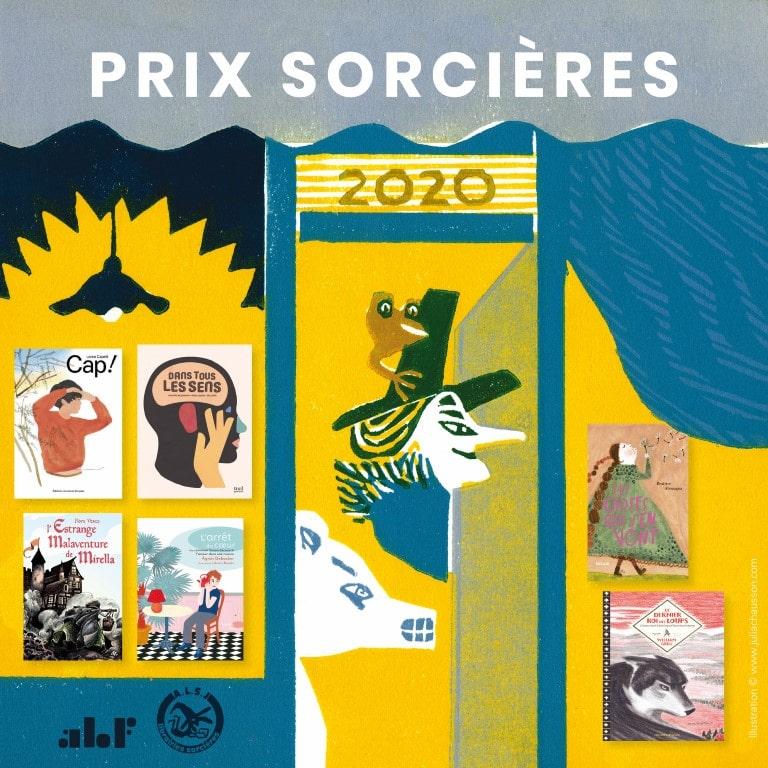 Prix Sorcières 2020