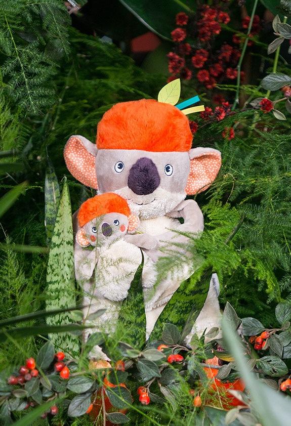 Koco le koala, Moulin Roty