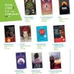 Prix Ados Rennes Ille-et-Vilaine 2020-2021, découvrez la sélection des 10 romans nominés