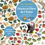 Cahier d'activités de saison – Faune et flore de l'hiver, aux éditions Amaterra
