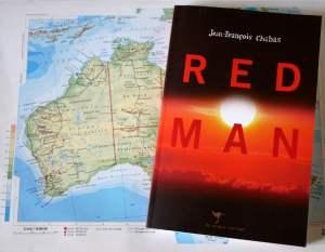 Roman ado – Red Man, de Jean-François Chabas, aux éditions Au Diable Vauvert